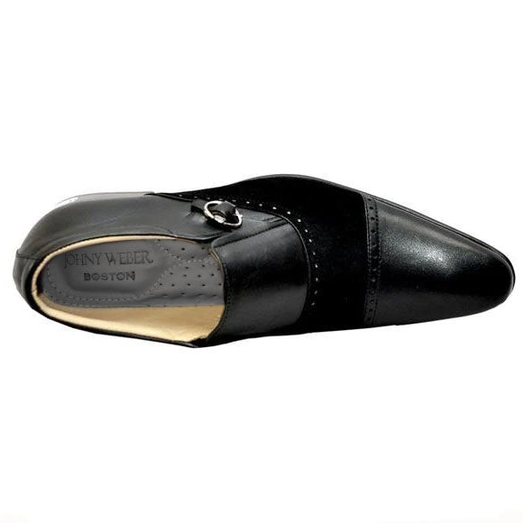 Johny Weber Handmade Leather Oxford Style Loafers - Johny Weber