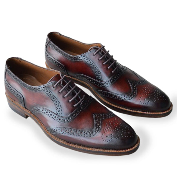 Johny Weber Handmade Brook Style Leather Shoes