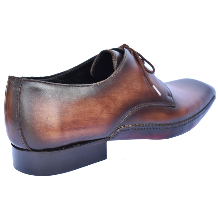 Johny Weber Handmade Double Shade Oxfords Shoes - Johny Weber