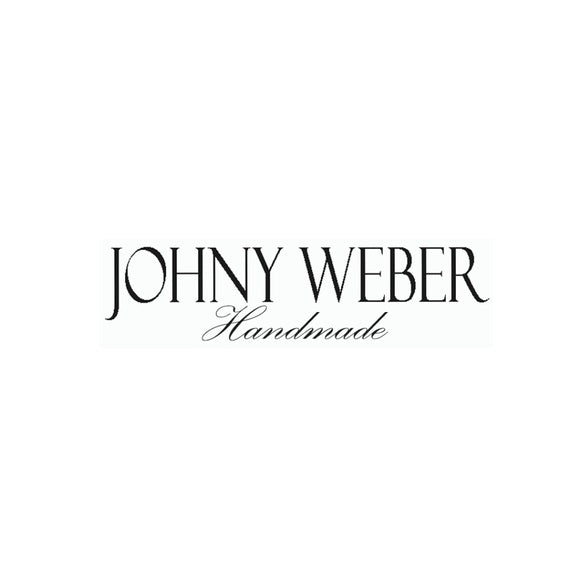 Johny Weber Handmade Double Monk Black Leather Shoes - Johny Weber