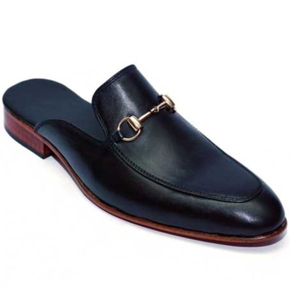 Johny Weber Hand Crafted Slip-Ons Leather Shoes