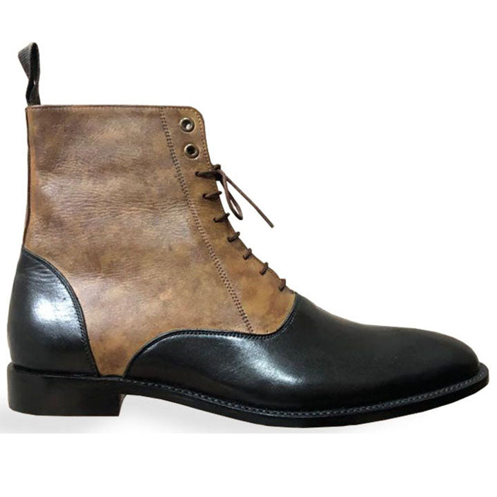 Johny Weber Handmade Oxford Style Men Chukka Boots