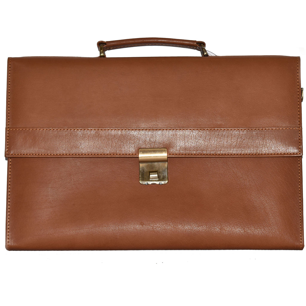 Johny Weber Handmade Documents Business Briefcase
