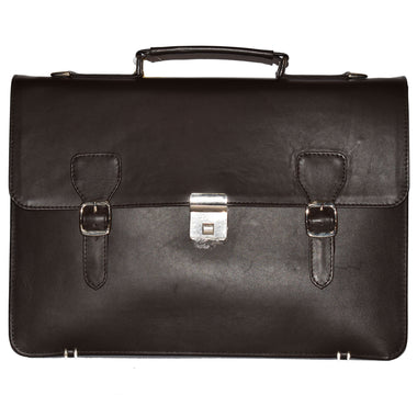 Johny Weber Handmade Classic Business Briefcase