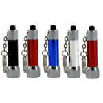 5 LED Keychain Flashlight 5 Pack