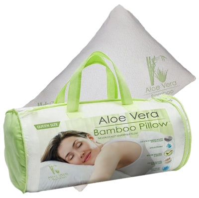 ALOE - BAMBOO PILLOW