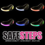 Safe Steps LED Clip On Shoe Light