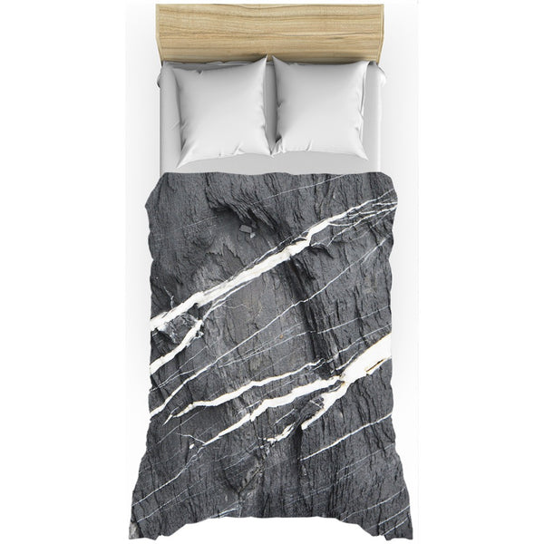 Minimal marble Duvet Cover for your stylish bedroom - GLUSH/ - 2