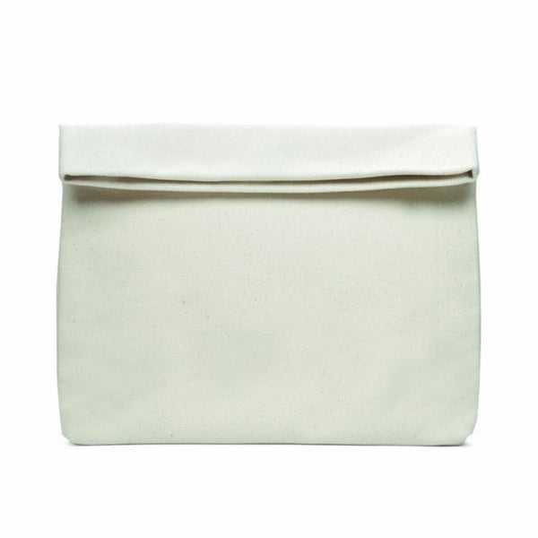 GRASSY LARGE CLUTCH / LAPTOP & DOCUMENT HOLDER - GLUSH/ - 3