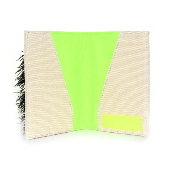 GRASSY Passport Cover + Luggage Tag Set - GLUSH/ - 5
