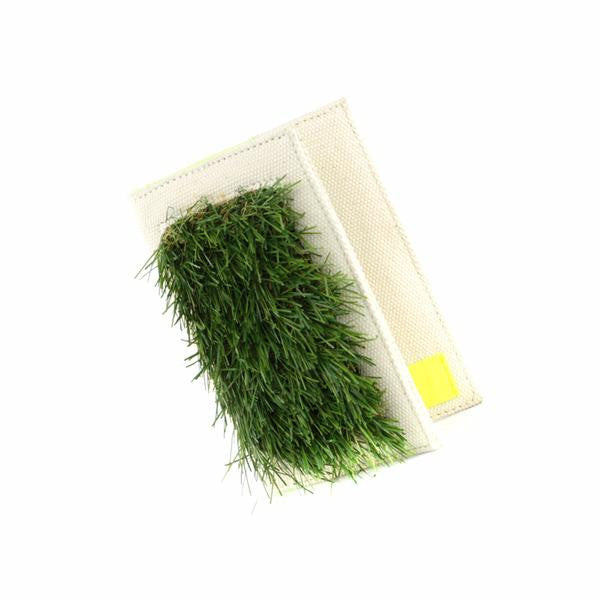 GRASSY Passport Cover + Luggage Tag Set - GLUSH/ - 3