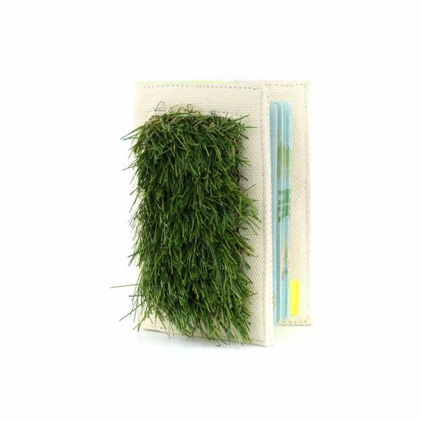 GRASSY Passport Cover + Luggage Tag Set - GLUSH/ - 4