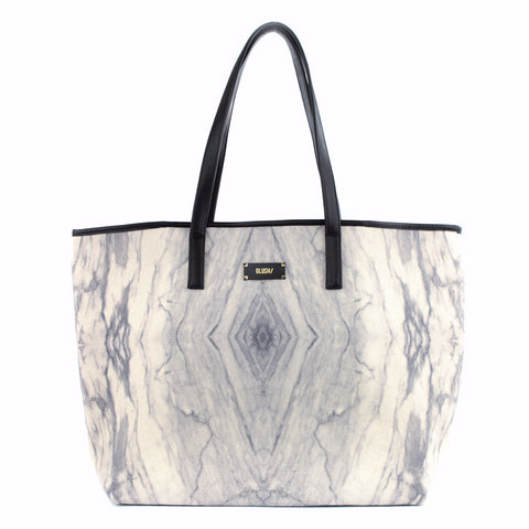 HARD RAYS WHITE WEEKEND TOTE - GLUSH/ - 1