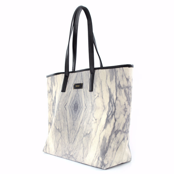HARD RAYS WHITE WEEKEND TOTE - GLUSH/ - 2