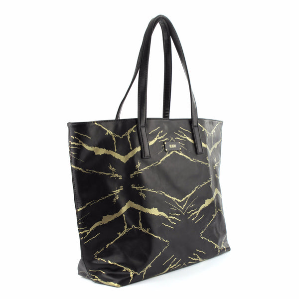 HARD RAYS BLACK GOLD WEEKEND TOTE - GLUSH/ - 2