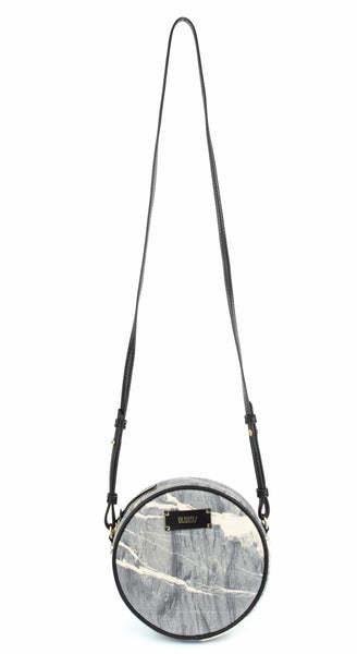 HARD RAYS Grey Stone Round Crossbody - GLUSH/ - 4