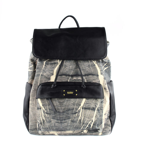 HARD RAYS GREY BACKPACK - GLUSH/ - 1