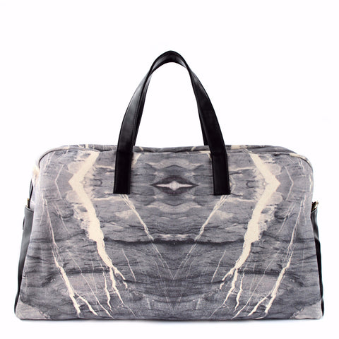 HARD RAYS GREY HOLDALL - GLUSH/ - 1
