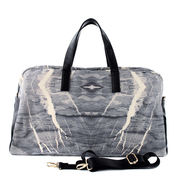 HARD RAYS GREY HOLDALL - GLUSH/ - 2