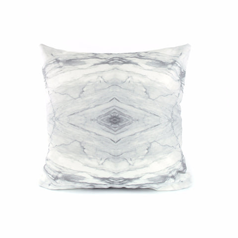 HARD RAYS WHITE PILLOW COVER - GLUSH/ - 1