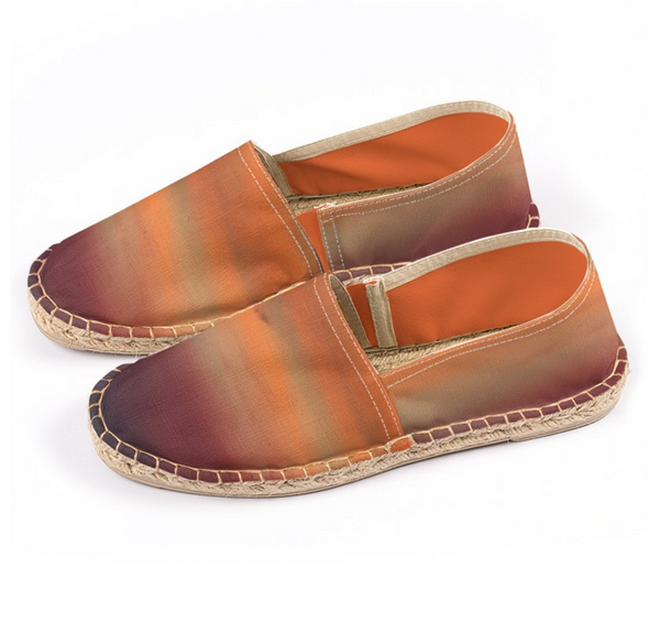 Orange Sky Espadrilles - GLUSH/ - 2