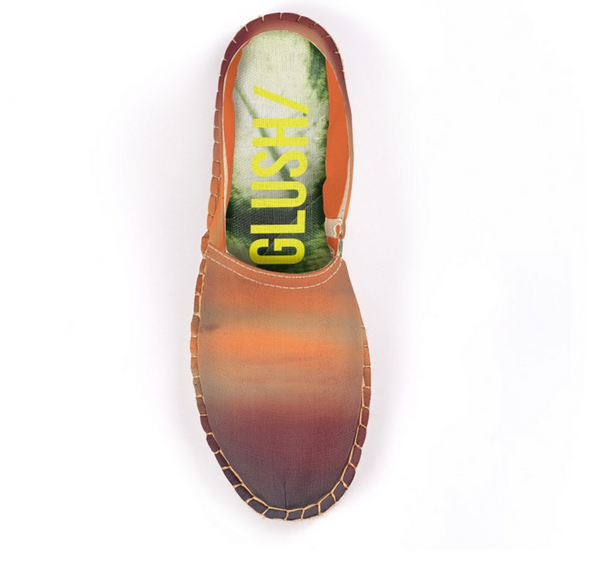 Orange Sky Espadrilles - GLUSH/ - 3