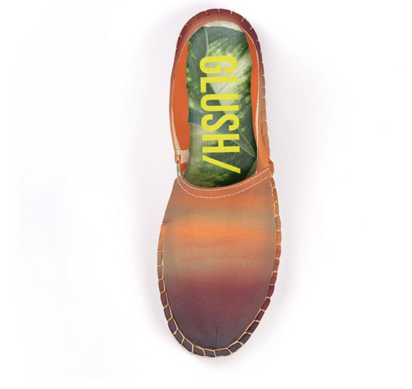 Orange Sky Espadrilles - GLUSH/ - 4