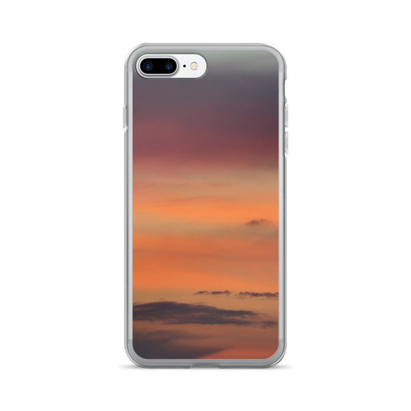 Abstract Orange Gradient Sky iPhone 7 Case - GLUSH/ - 2