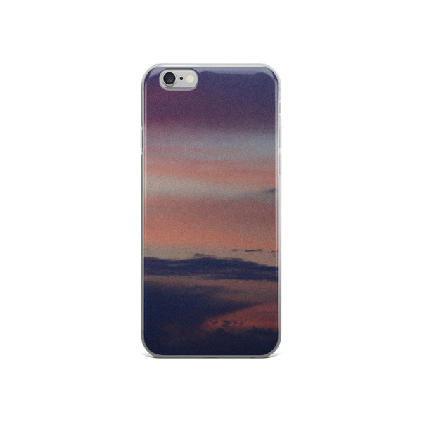 Abstract purple iPhone 6s Plus Case - GLUSH/ - 3