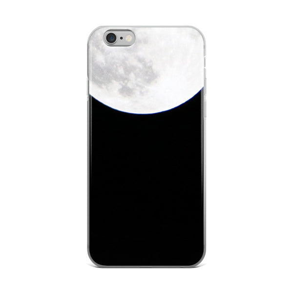 Minimal Super Moon iPhone 6 Plus Case - GLUSH/ - 2