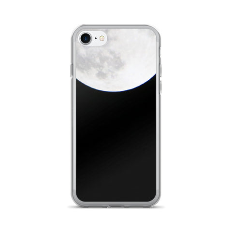 Minimalist Super Moon iPhone 7+ Case - GLUSH/ - 1