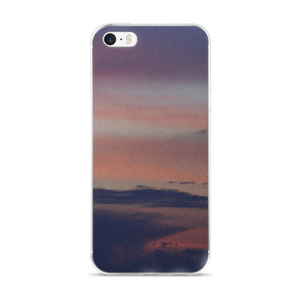Purple gradient sunset iPhone 6 Plus Case - GLUSH/ - 1
