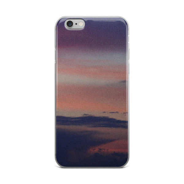 Purple Sky iPhone 5/5s/Se, 6/6s, 6/6s Plus Case - GLUSH/ - 2