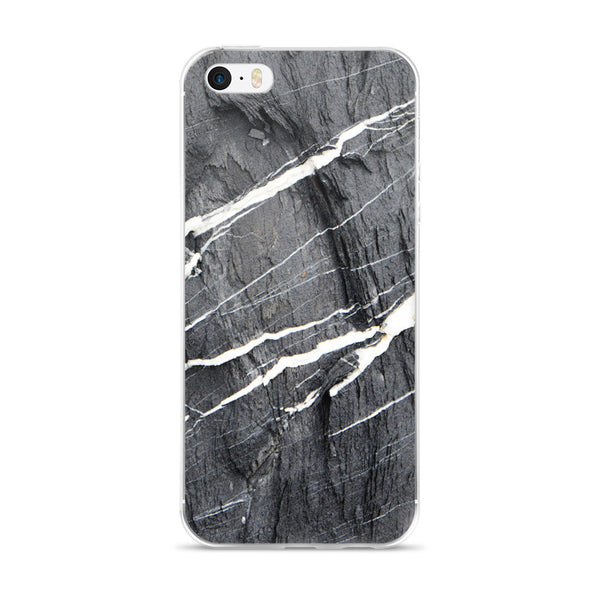 Minimalist Grey Marble iPhone 6+ Case - GLUSH/ - 1