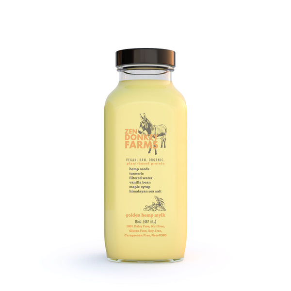 Golden Hemp Mylk