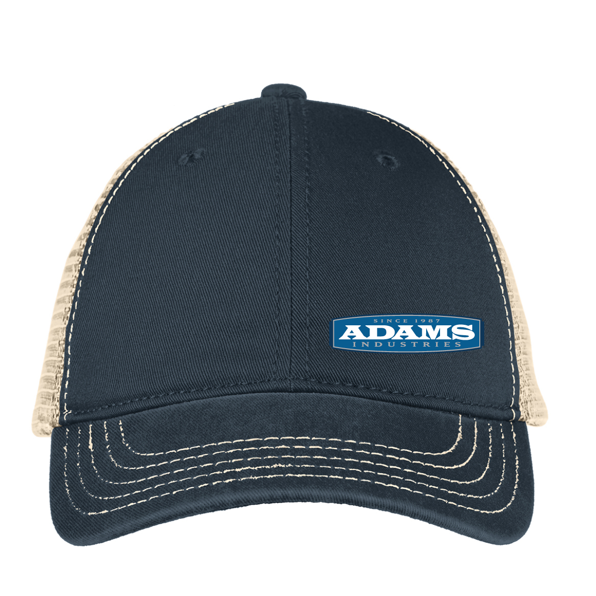 Adams Super Soft Mesh Back Cap