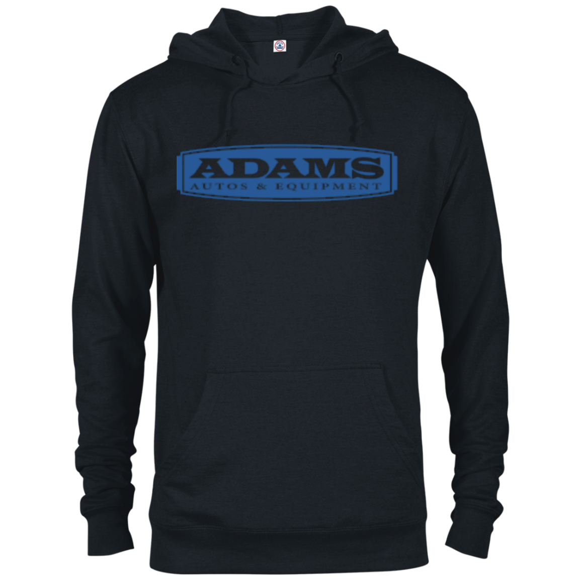 Adams Autos French Terry Hoodie