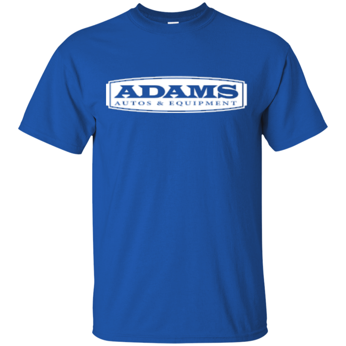 Adams Autos Ultra Cotton T-Shirt