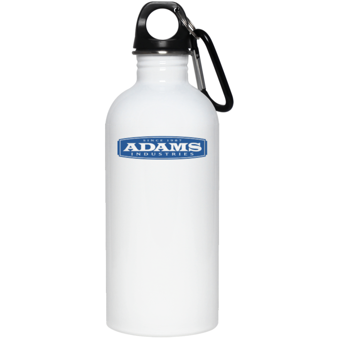 Adams 20 oz. Stainless Steel Water Bottle