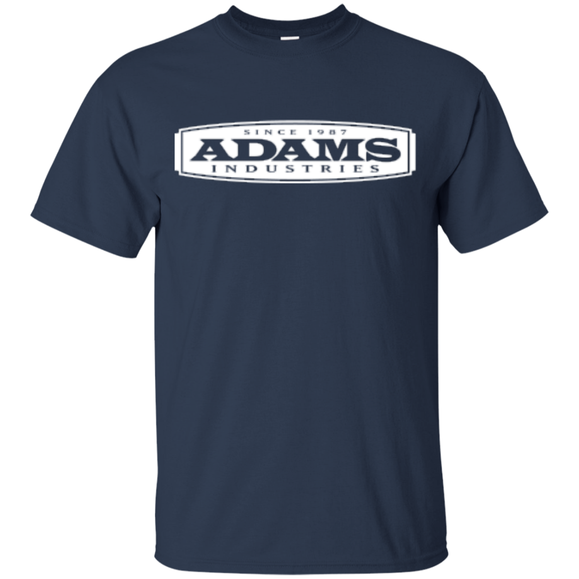 Adams Youth Ultra Cotton T-Shirt