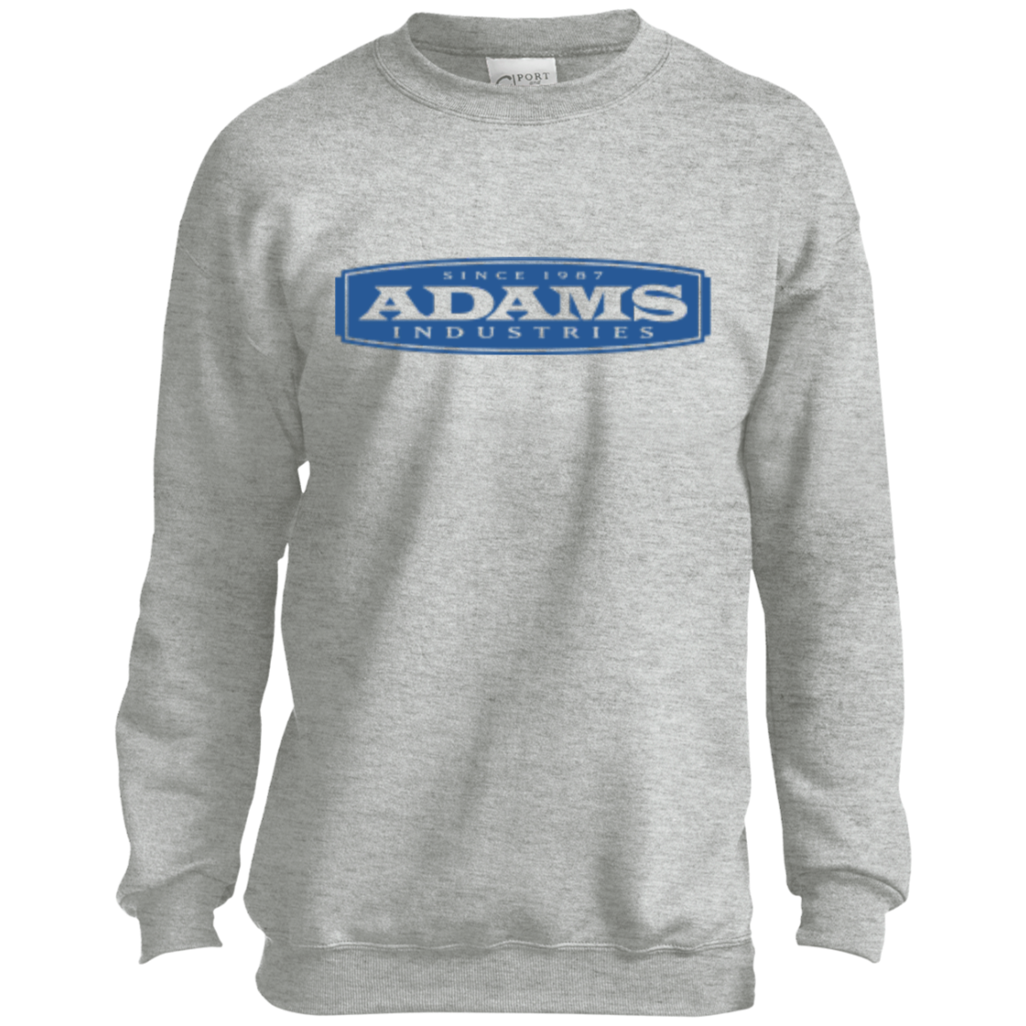 Adams Youth Crewneck Sweatshirt