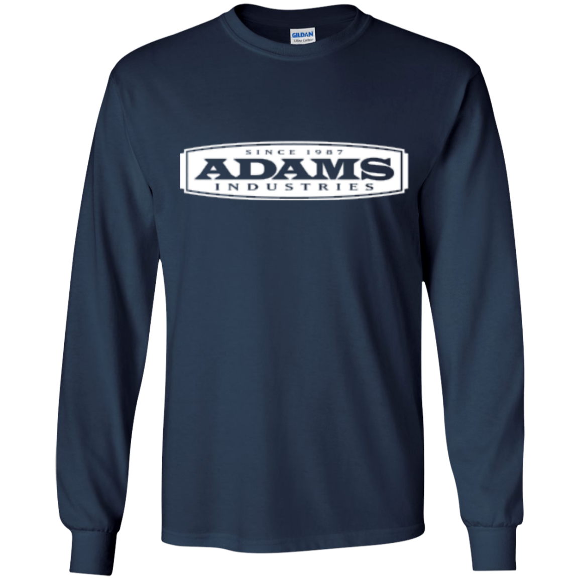 Adams Youth LS T-Shirt