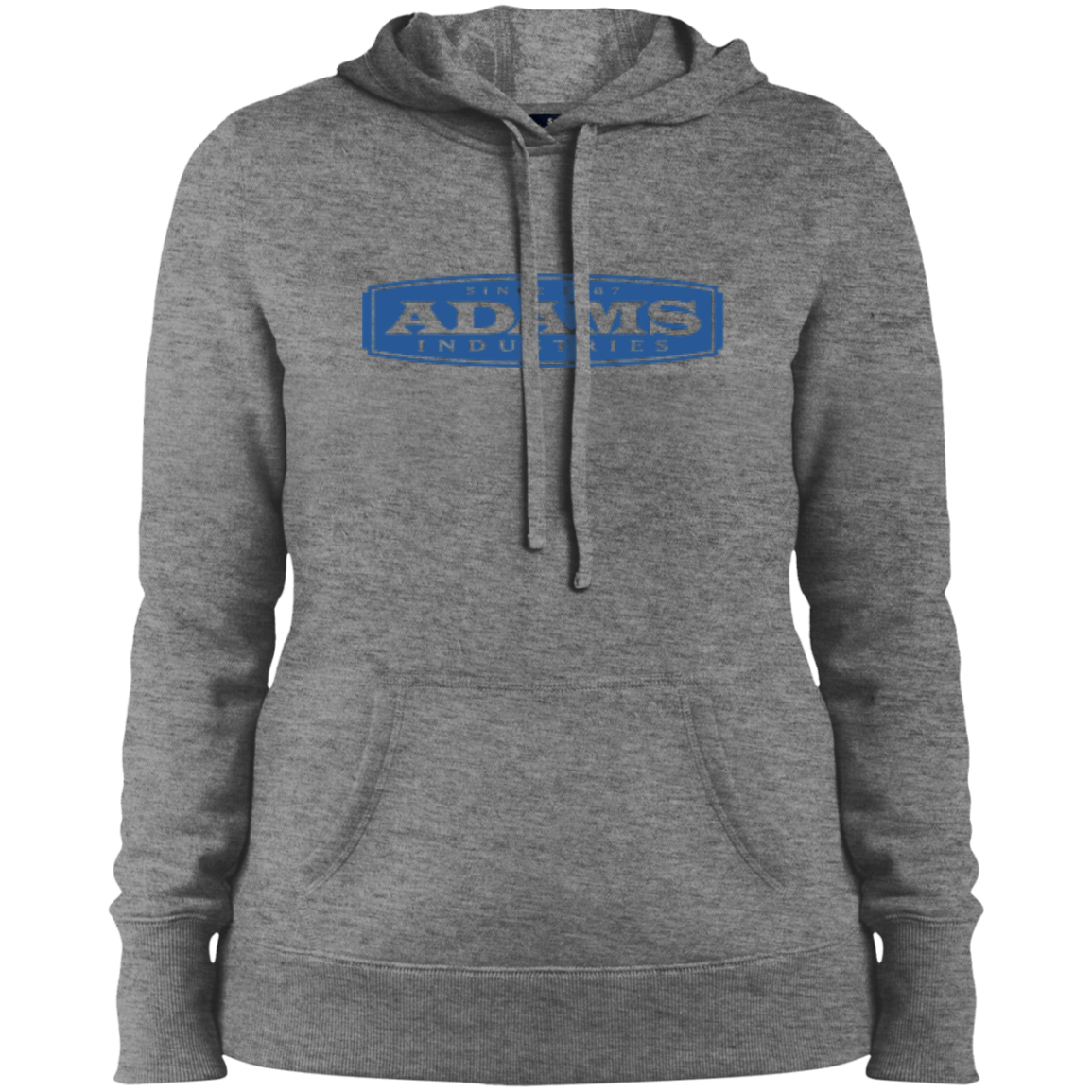 Adams Ladies' Pullover Hooded Sweatshirt