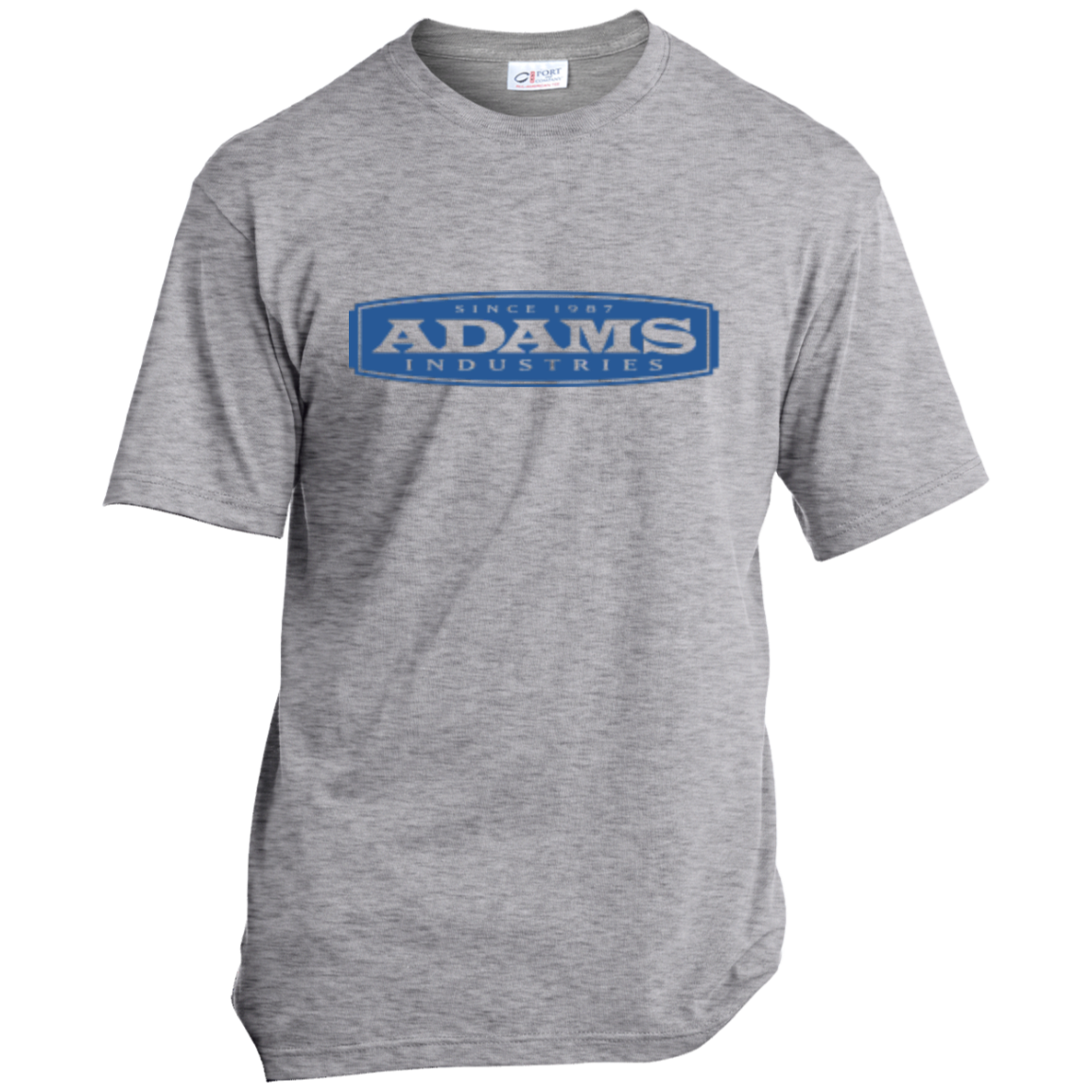 Adams Men's Short Sleeve Cotton T-Shirt