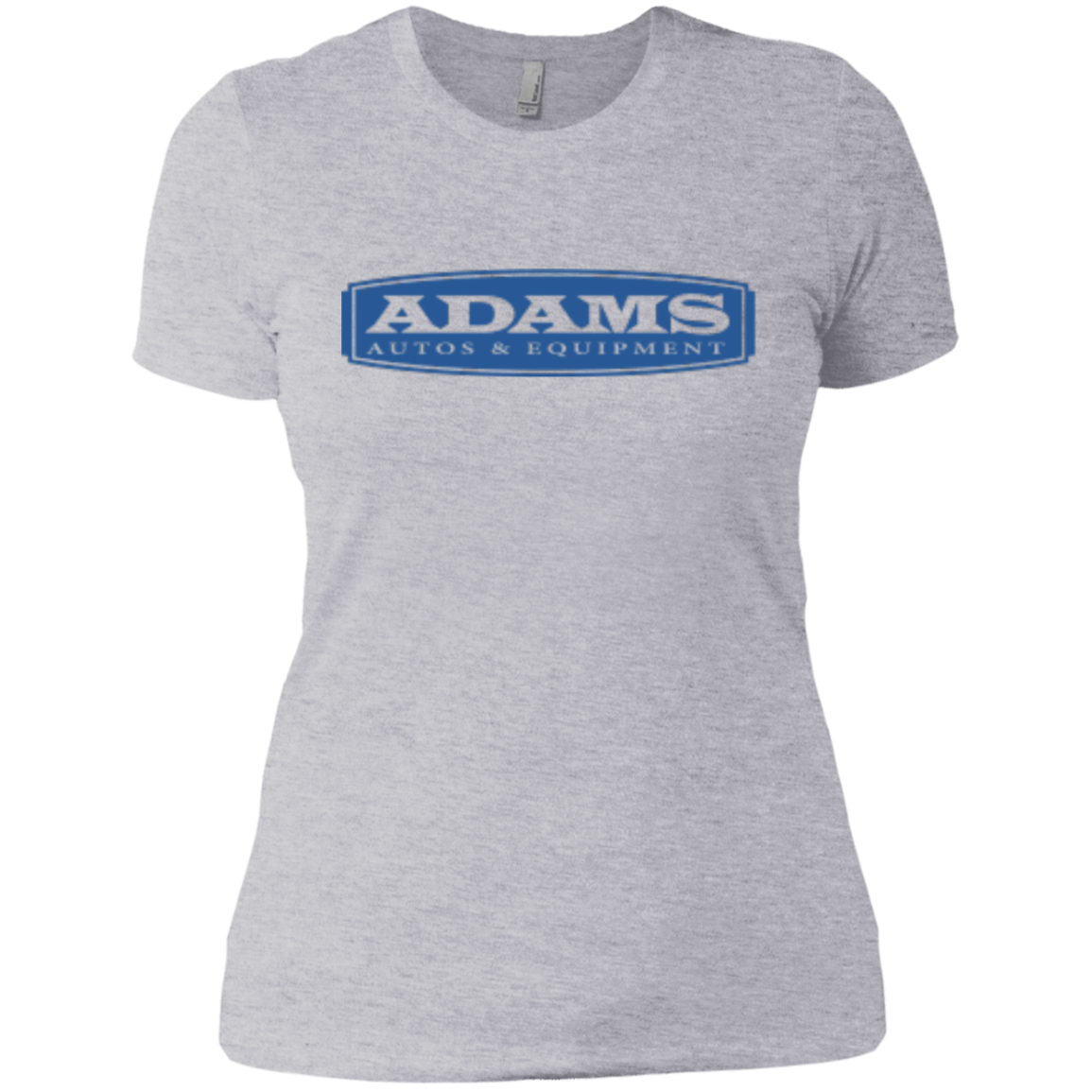 Adams Autos Ladies' Boyfriend T-Shirt