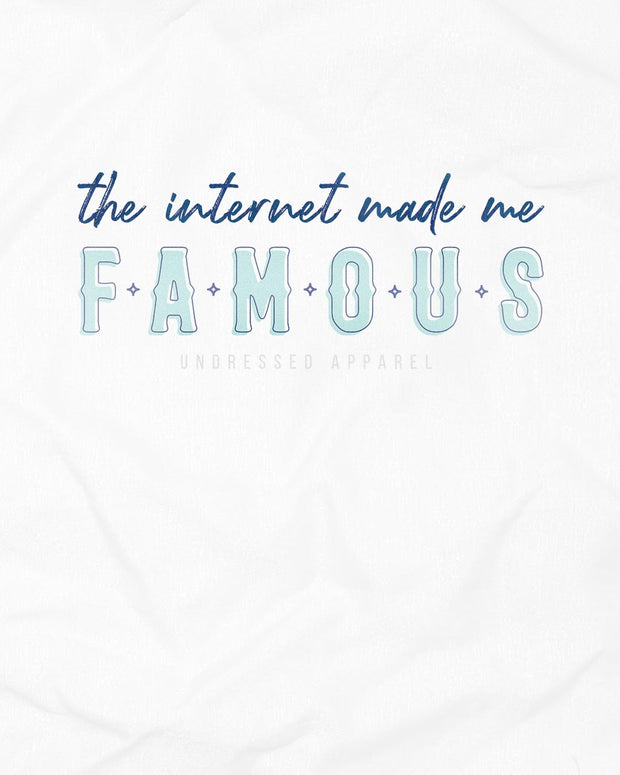 internet fame crop top