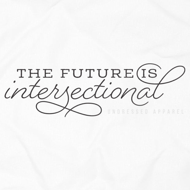 intersectional future featherweight tee