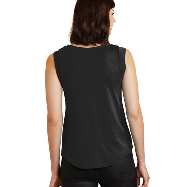 another night in paradise sleeveless tee