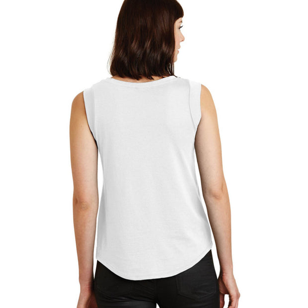 sorority sleeveless tee