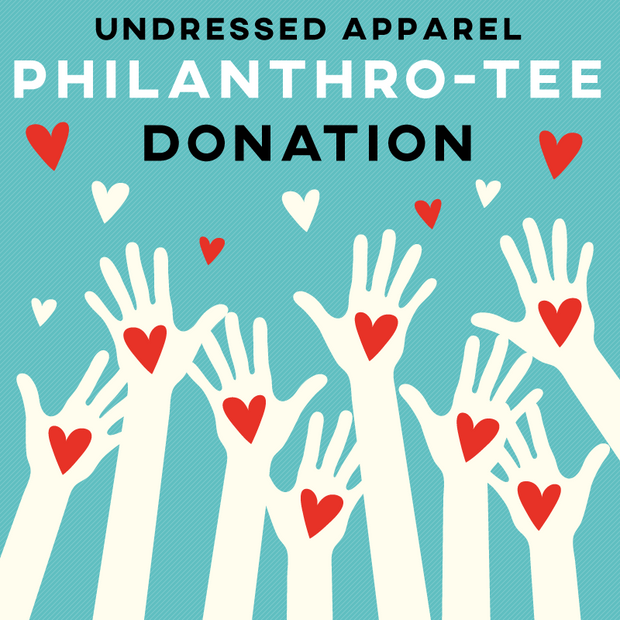 Add Philanthro-tee Donation to Cart